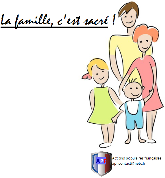 Tract famille.